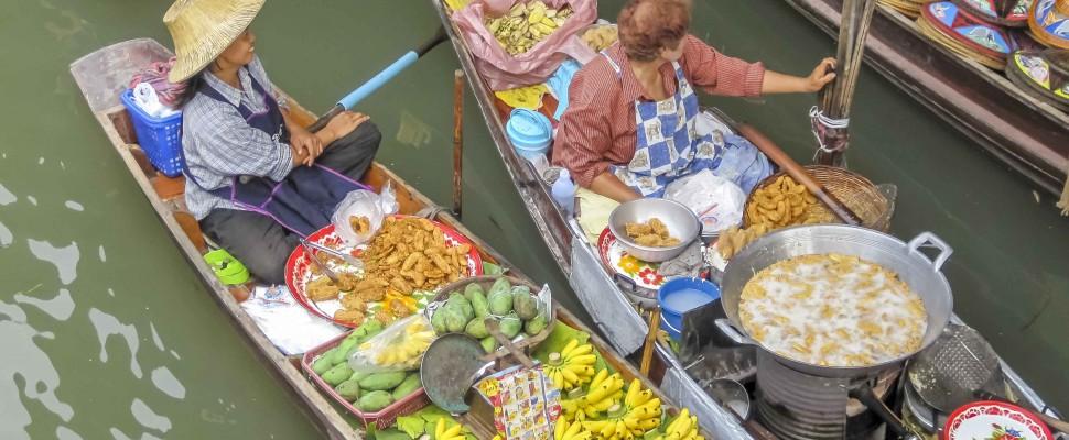 Thailand – März 2010